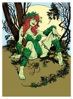 Poison Ivy Color by deankotz