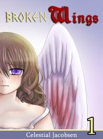 Broken Wings ~ Volume 1 Cover by ChibiStarChan