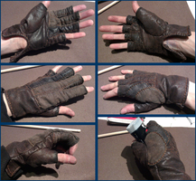 Connor Kenway (Archery) Gloves by Pearlite