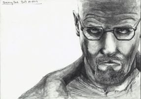 Walter White by 128Bray