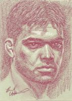 Lyoto Machida by therealbradu