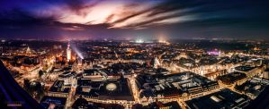 LEIPZIG PANORAMA by Falksen