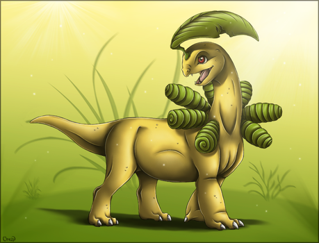 Bayleef by chezzepticon
