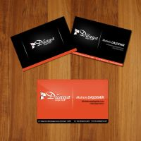 Business Card by bartusanlisoy