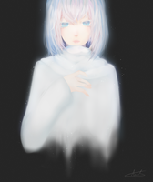 Ghost by aionlights