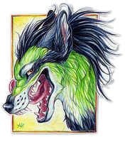 ACEO Nightfell by soulwithin465
