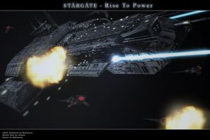 Stargate - Rise To Power by Mallacore