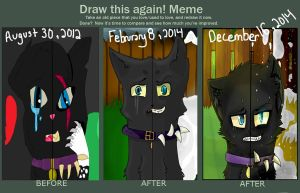 Two face's of Scourge Improvement by SiaAtWalmart11