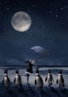 Dancing in the Moonlight by Neighya
