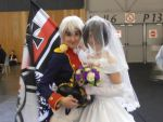 The happy couple - Japan Expo 2014 by Merietje