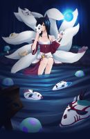 LoL - In Baron's Pit by lychee-tea
