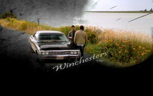 Winchester by the lake by MayaSPN