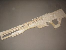 M2014 Gauss Gun V2 (from Crysis 2) by TiaranDracodar
