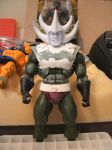 MOTUC Blackstar Overlord WIP by masterenglish