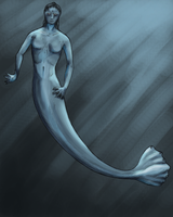 Animal Planet's Mermaid by aireona93