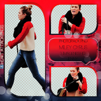 Photopacks Miley Cyrus Png's by JenniferBomerGrey