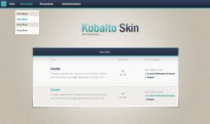 Kobalto Skin by KeyMoon