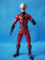 Custom Marvel Legends Ant Man Concept by cusT0M