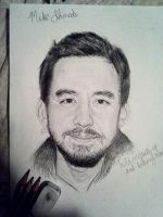 mike shinoda by christycameasromans