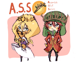 A.S.S 2 by Blood-Self-Star
