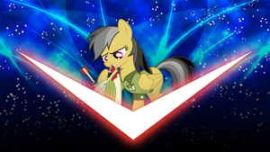 Daring Do In Space Wallpaper by TheSportsBrony