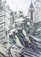 Batman:The dark knight rises by mindsetteler