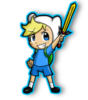 Adventure Time Sticker by KitsuGuardian