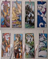 Bookmark Close Up 1 by lady-cybercat