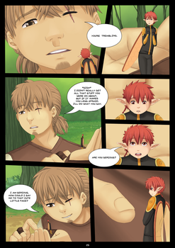 Forest of Tides G/t Page 25 by Ayami6