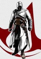 Altair Assassins Creed by Thuddleston