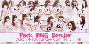[662014] Pack PNG Render by zinnyshs