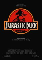 CONTEST: Jurassic Duck by AbsoL-G