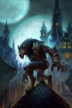 Curse of the Worgen Issue 1 by NorseChowder