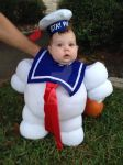 Stay Puft Marshmallow Man by Roscofox