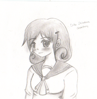 Kaoru Draws: Shinohara Seiko from Corpse Party by AleNor1