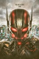 AGE OF ULTRON by EddieHolly