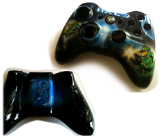 halo4 controller design 4 by chrisfurguson