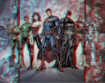 Justice League by Geosammy