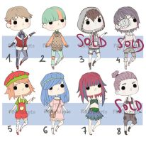 CLOSED Boys n Girls Batch Set Price by PinkyAdopts
