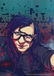 skrILLex by TheStink411