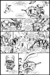Bucky and Starfox page 3 by Jordith