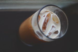 Iced Coffee by ceesevenmarzartworks