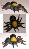 BUGS - creepy spider by JensStockCollection