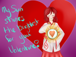 TDW Valentines Day 2015 by Kierax