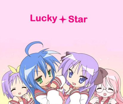 lucky star banner by pinkirlia