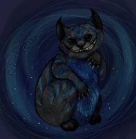 Cheshire Cat by Butterfly-Kitsune