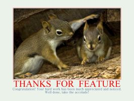 Thanks - Feature by MichelLalonde