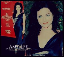 Amy Lee at Spike Tv's Scream by connectingourhearts