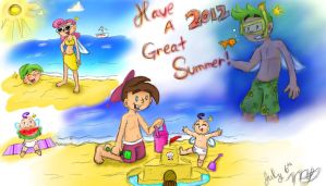 2012-Have A Great Summer! by madier1095