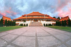 Nan Tien Temple by antontang